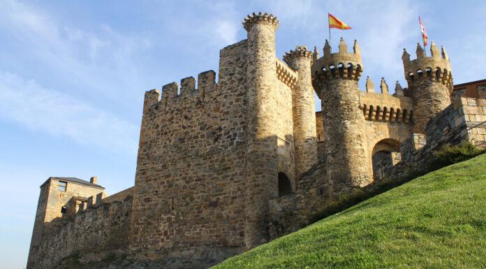 Castillo dePonferrada recuerdo templarios