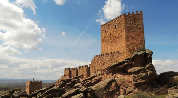 Castillo de Zafra una fortaleza de película