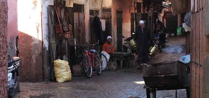 Callejuelas-marrakech