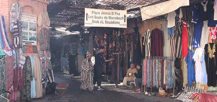 Mercado-Marrakech