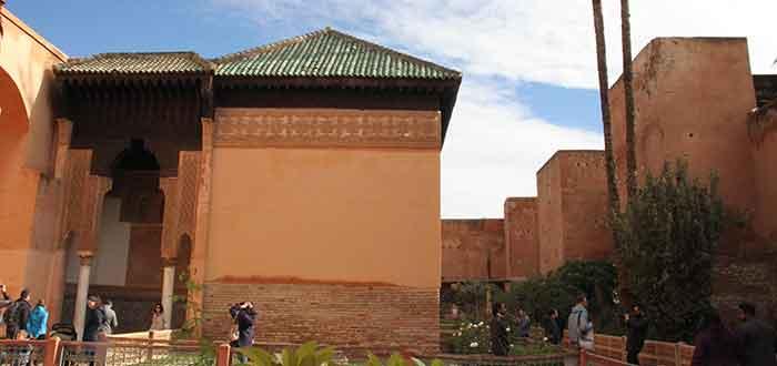 Tumbas saadis Marrakech-2