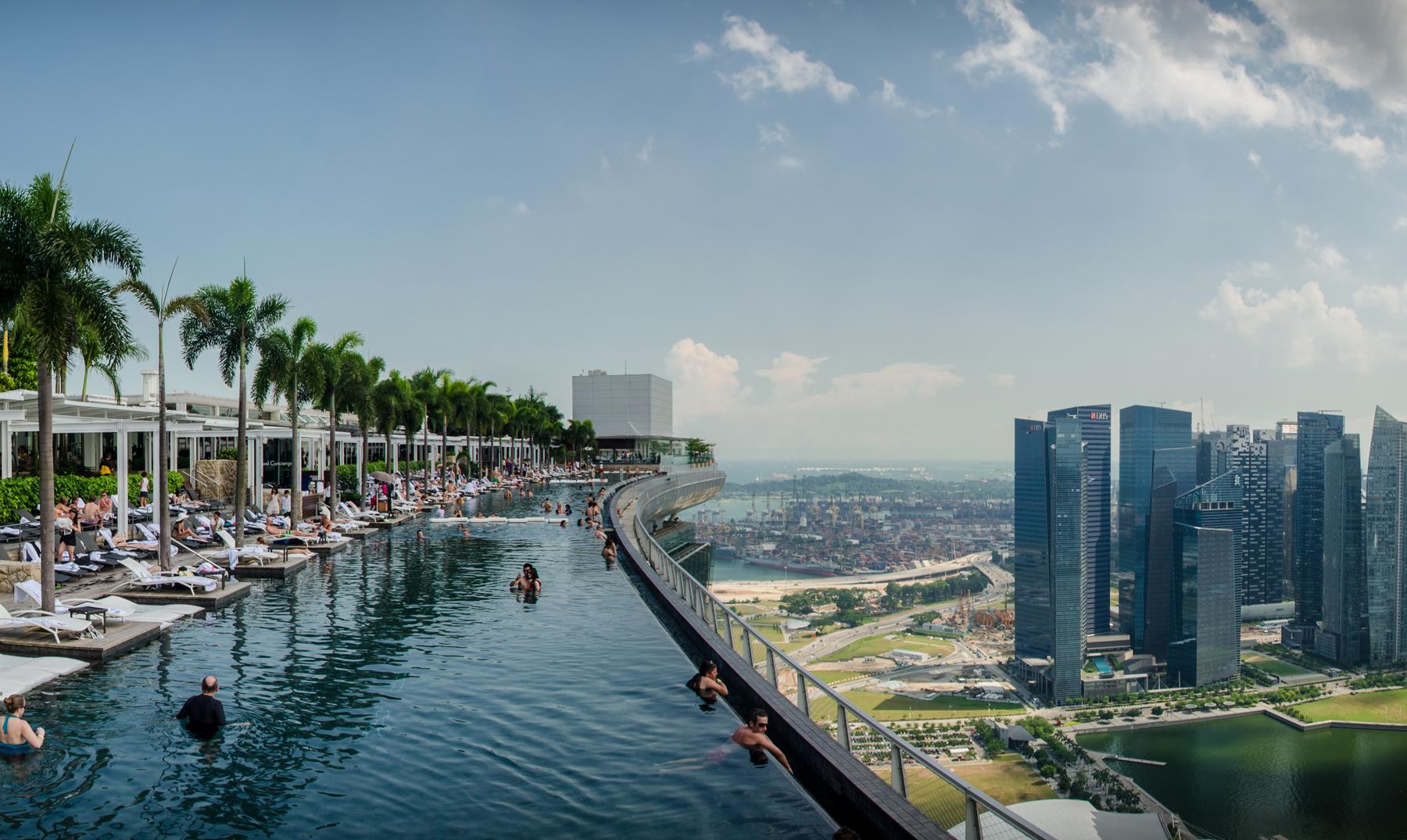 Las mejores piscinas artificiales del mundo i el for Piscinas del mundo