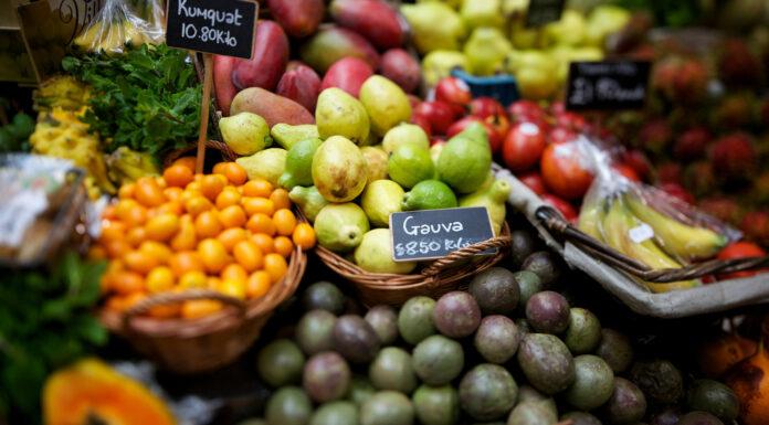 comida de borough market