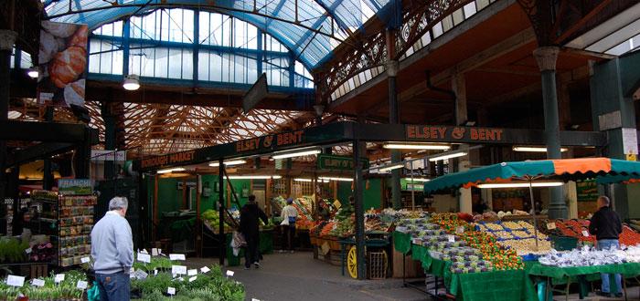 Tienda en el Borough Market