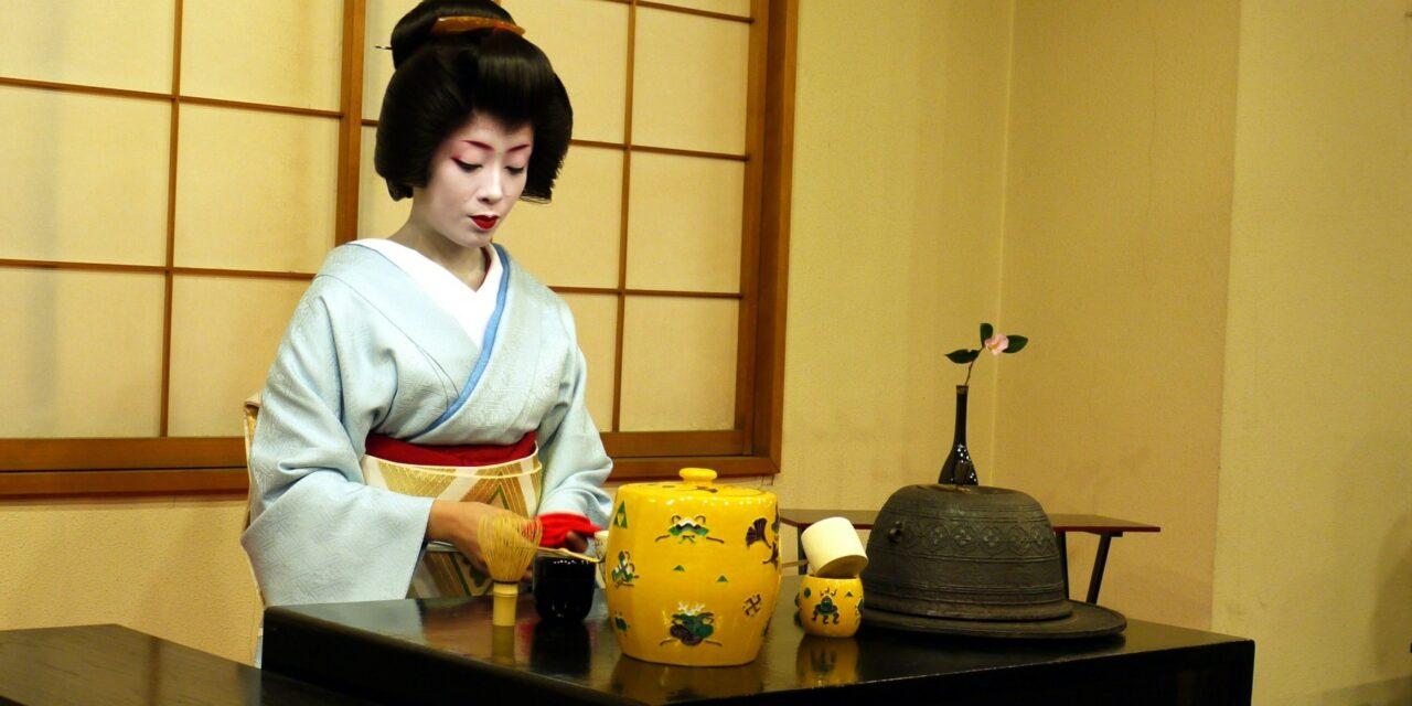 Viaja a Japón para la ceremonia del té