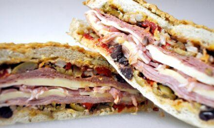 4 ciudades, 4 súper Sandwiches