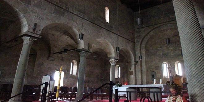 Sant'Agata de Goti capilla
