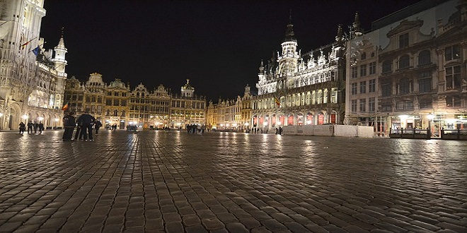 plaza de bruselas