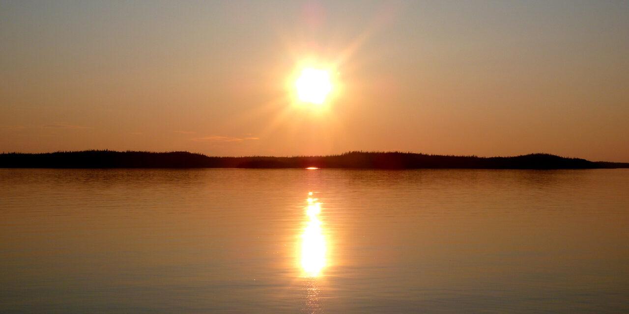 El increíble Sol de Medianoche