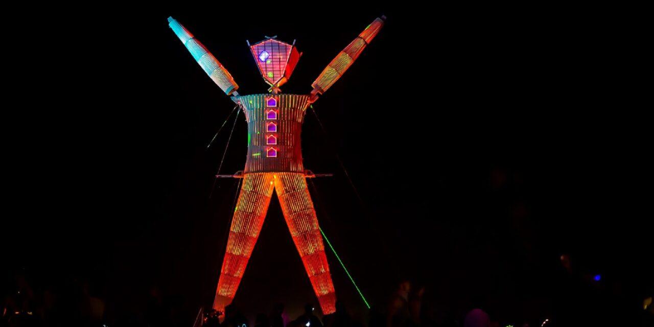 Burning Man Festival, ¡Impresionante!