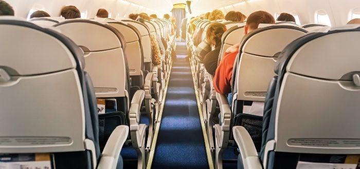 Pasajeros en avión | Consejos para viajar en avión