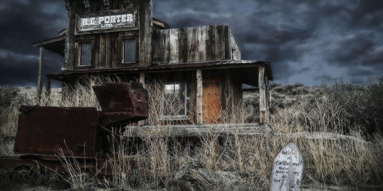 Haikyo, turismo en ruinas