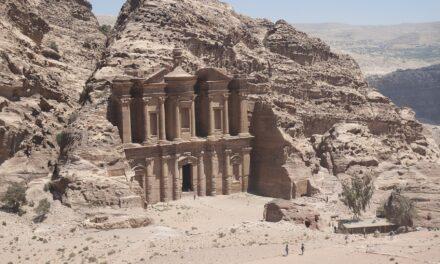 Peregrinar en Jordania ¡Una experiencia religiosa!