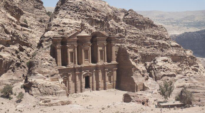 nueva ruta turista en jordania