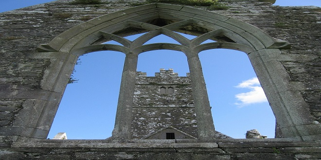 abadía Kylemore Abbey