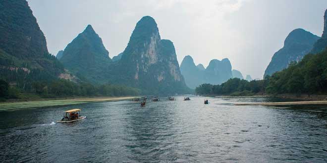 Qué visitar en China