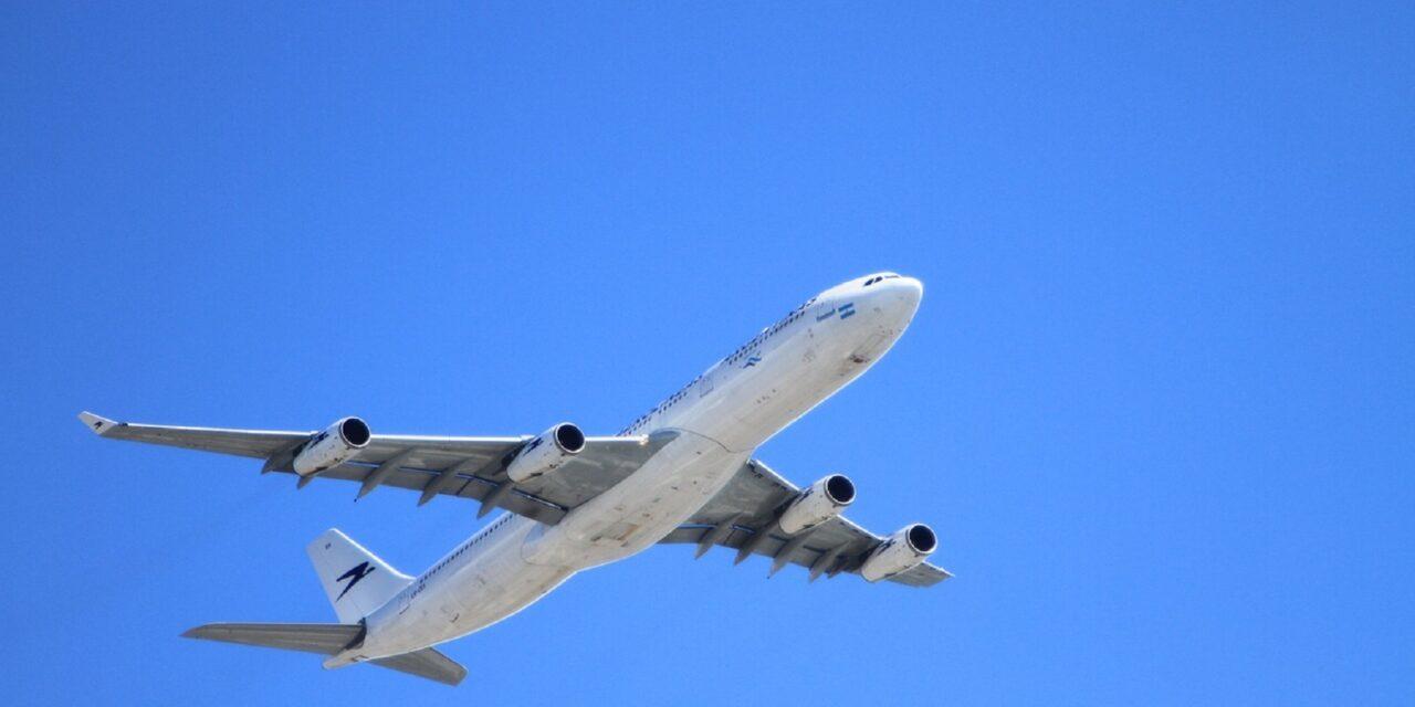 5 consejos para no resfriarte en un avión