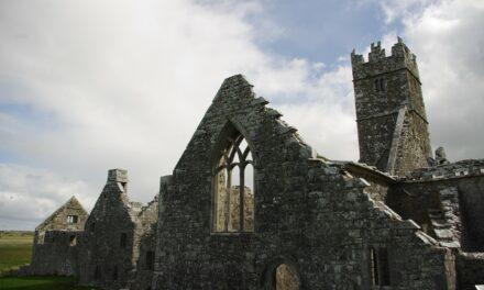 Descubre el castillo de Kylemore Abbey