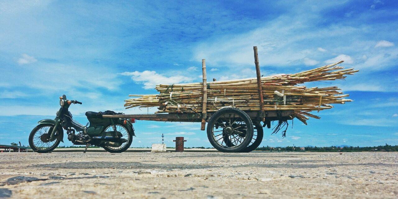 La moto ideal para viajar