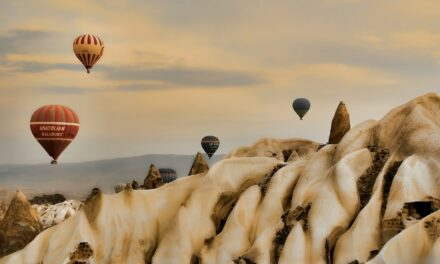 Capadocia: un destino de otro planeta
