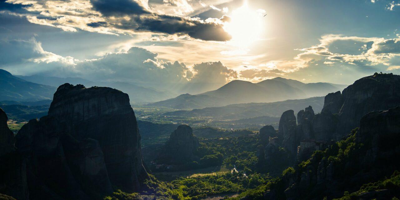 Meteora: Monasterios en las nubes