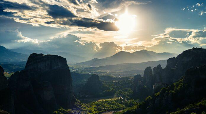 Meteora: Monasterios suspendidos del cielo