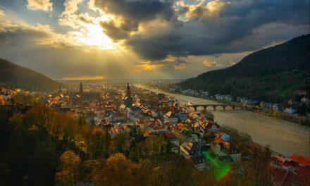 Heidelberg, una romántica ciudad medieval