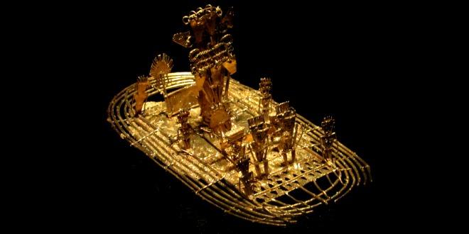 Barca Muisca