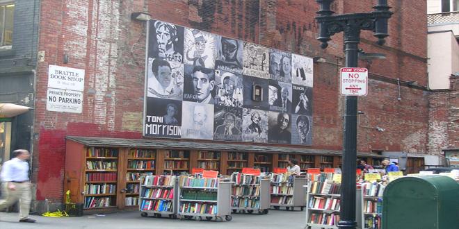 Brattle Bookshop