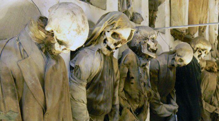 Catacumbas de Palermo: un museo espeluznante
