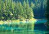Green lake: inimaginable
