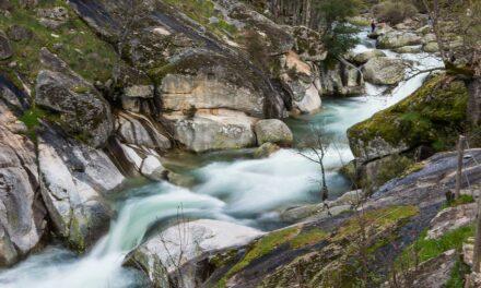 La Garganta de los Infiernos, un edén de roca y agua