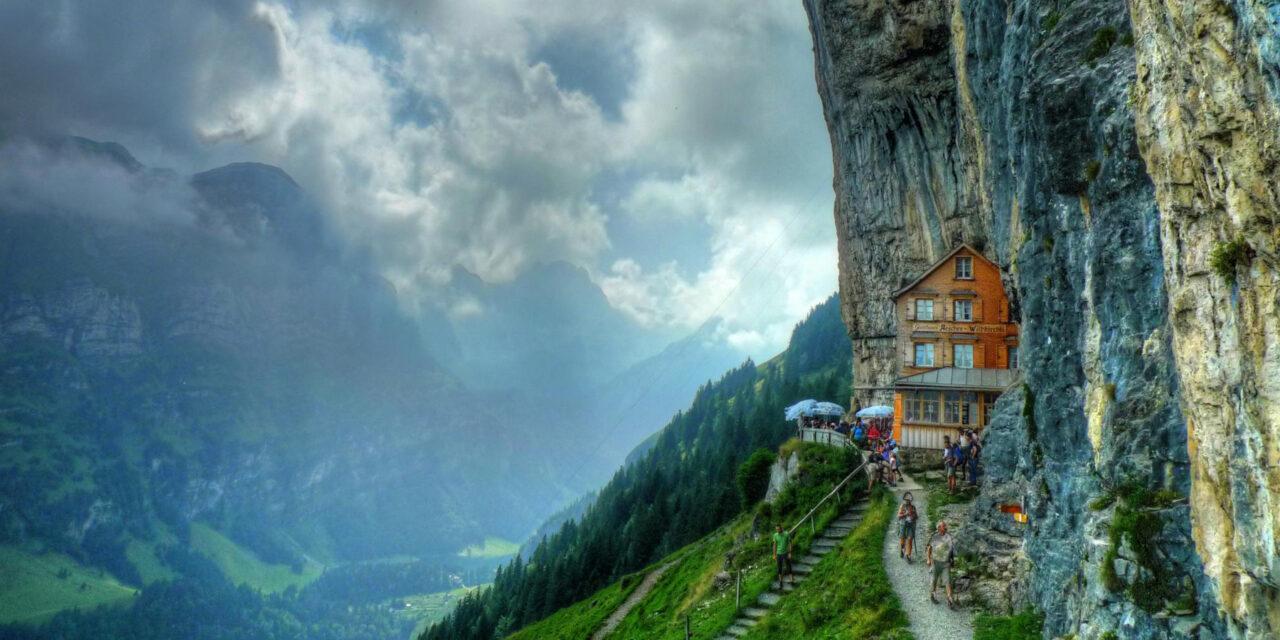 Los hoteles más increíbles del mundo I