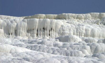Pamukkale: El Castillo de algodón