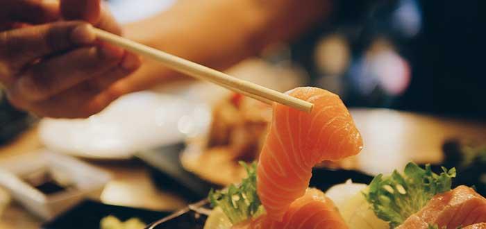 Platos tipicos de Japon, Sashimi