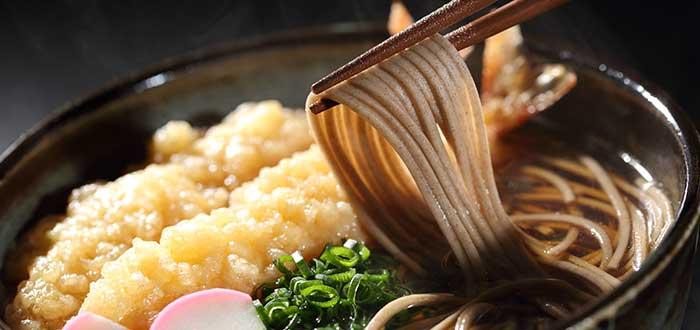 Platos tipicos de Japon, Soba
