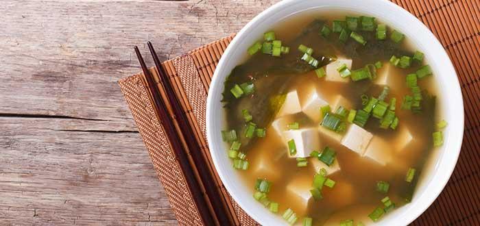 Platos tipicos de Japon, Sopa de misho