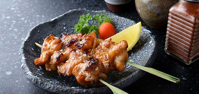 Platos tipicos de Japon, Yakitori