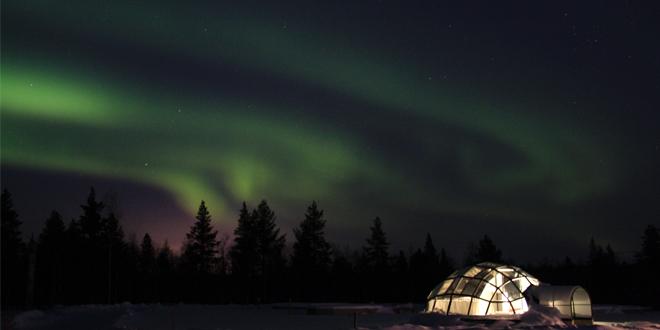 finlanfia hotel iglú