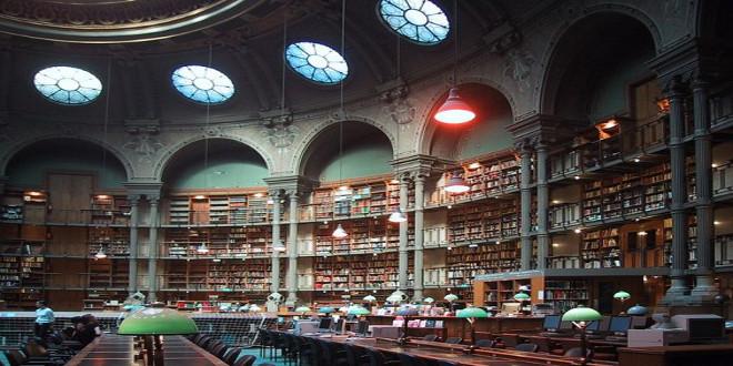 Las bibliotecas europeas que Hermione de Harry Potter visitaría