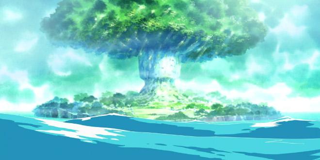 Las 7 maravillas del mundo anime