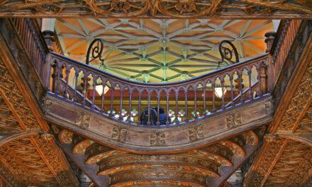 4 bibliotecas europeas mágicas