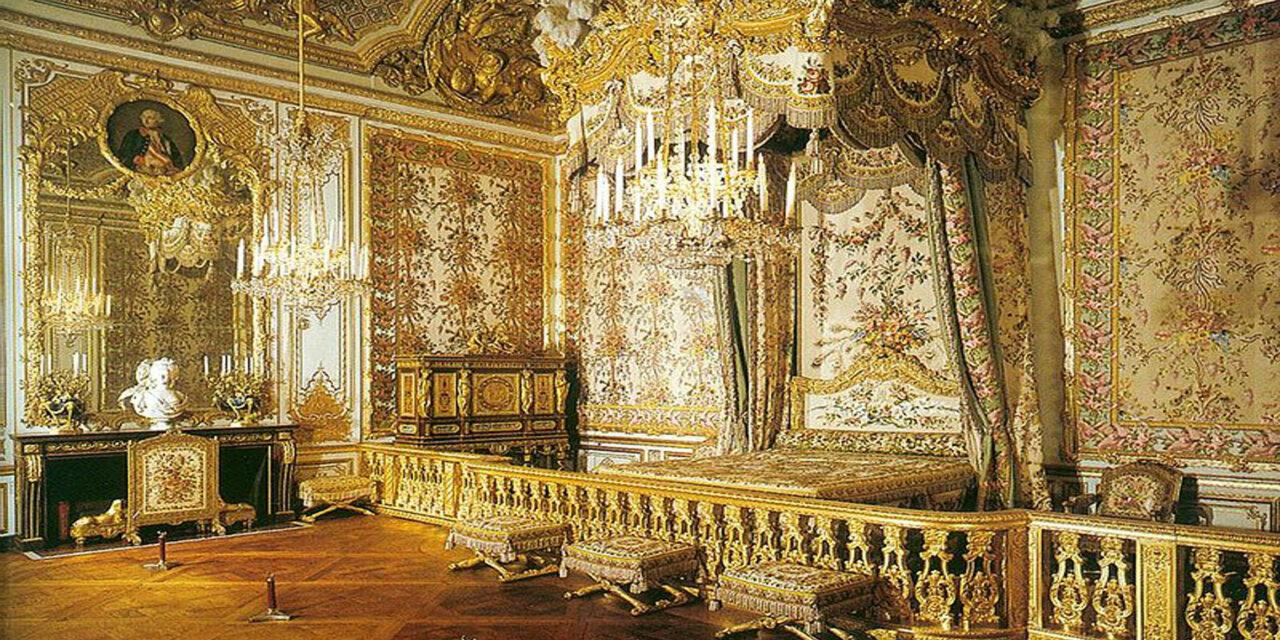 El palacio de Versalles en Francia