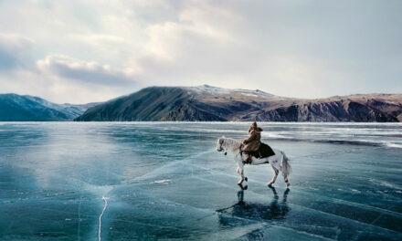Siberia, el desierto helado