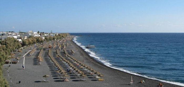 Kamari | Que ver en Santorini