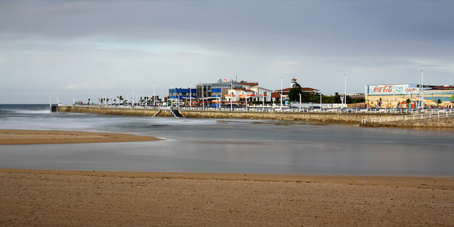playa de SanLorenzo