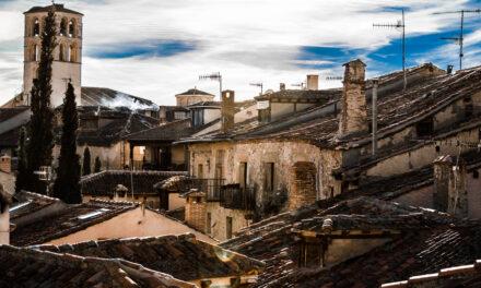 Pedraza, una aldea medieval