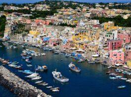 Procida, paraíso del Mediterráneo