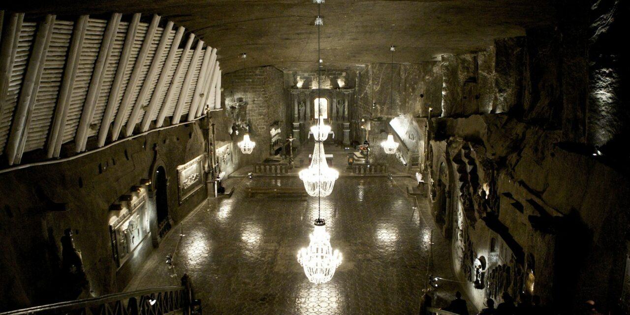 Minas de Wieliczka: la Catedral de Sal