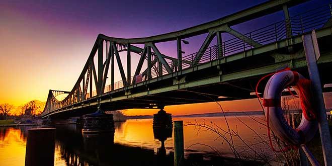 Berlín-Glienicker-Brücke